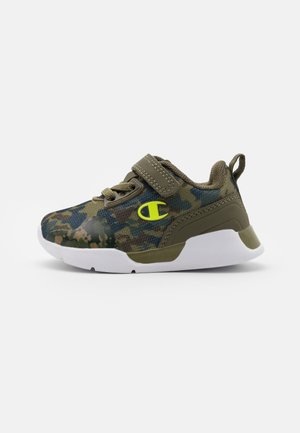 LOW CUT SHOE RAMBO UNISEX - Sports shoes - khaki