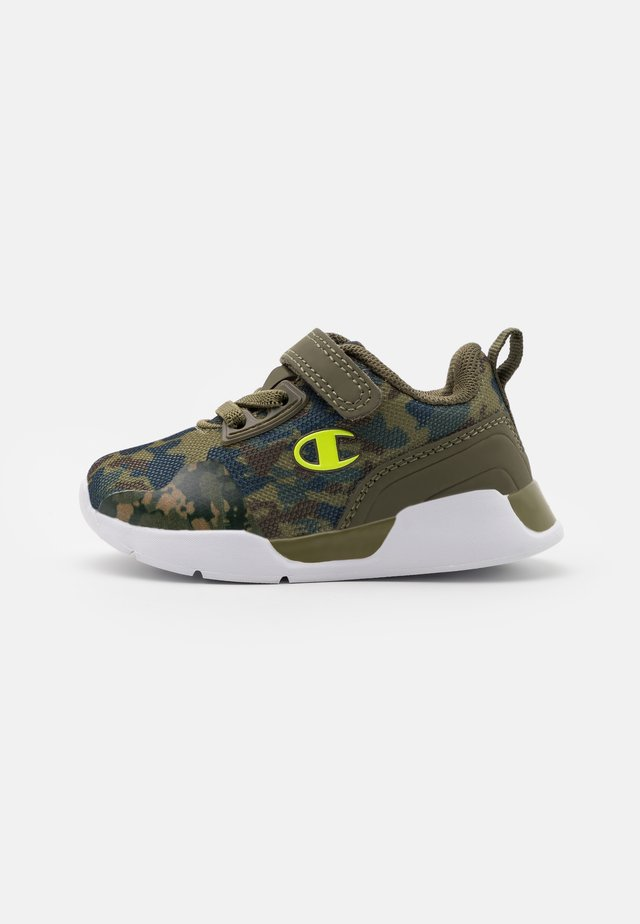 LOW CUT SHOE RAMBO UNISEX - Scarpe da fitness - khaki