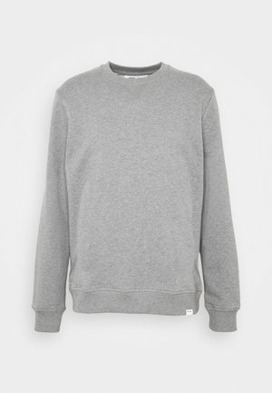 CREW NECK  - Collegepaita - grey melange