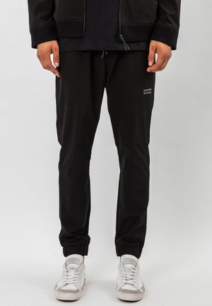 PITCH  - Teplákové kalhoty - black