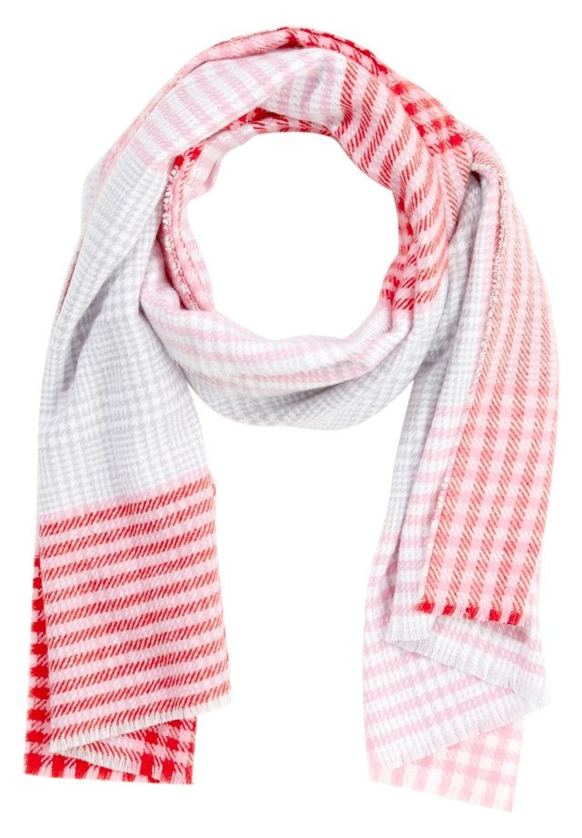 WEBSTRUKTUR - Scarf - chinese red check