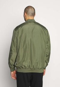 Jack & Jones - JORVEGAS JACKET - Bomberjacks - dusty olive - 2