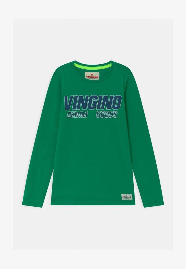 JAFARO - Maglietta a manica lunga - hunter green