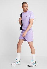 Fila - SEAMUS TEE - T-shirt med print - violet tulip - 1