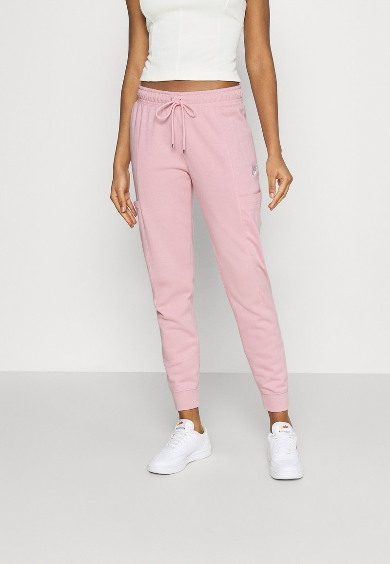 Nike Sportswear - AIR PANT - Verryttelyhousut - pink glaze