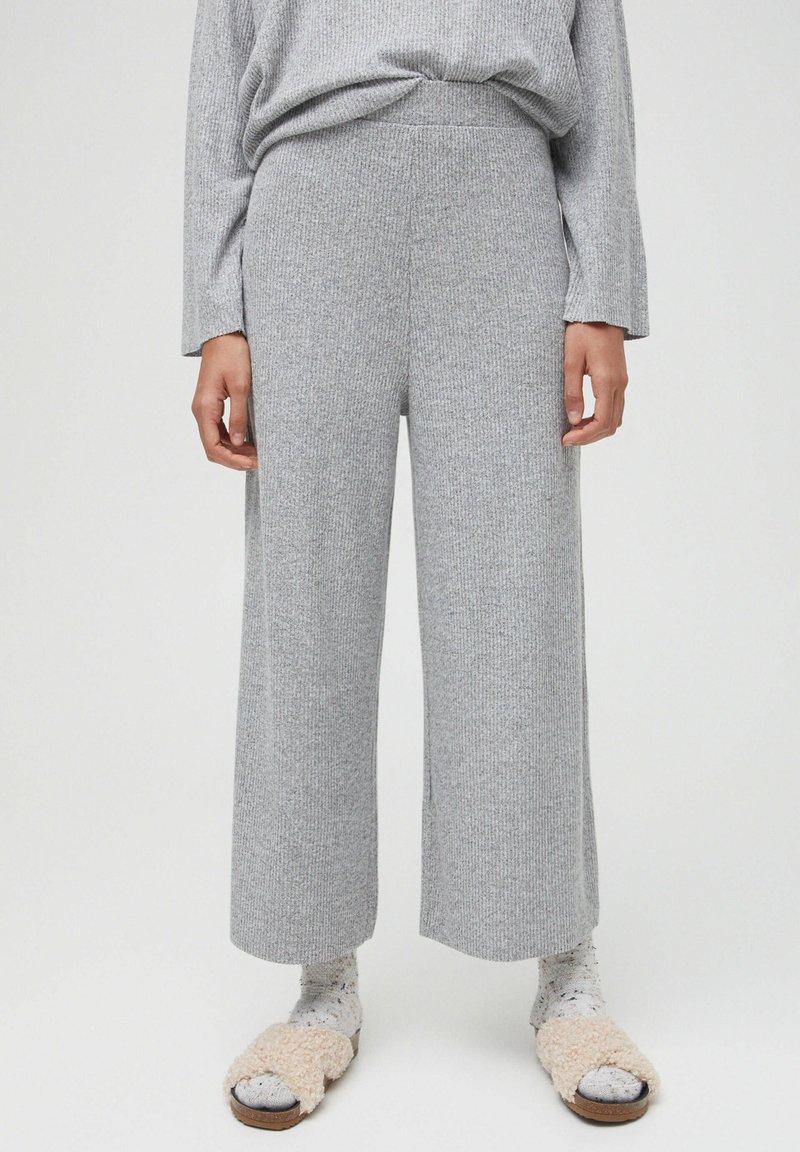 PULL&BEAR - Pantaloni - grey