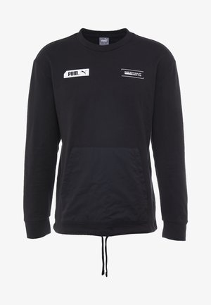 NU-TILITY CREW - Sweatshirt - black