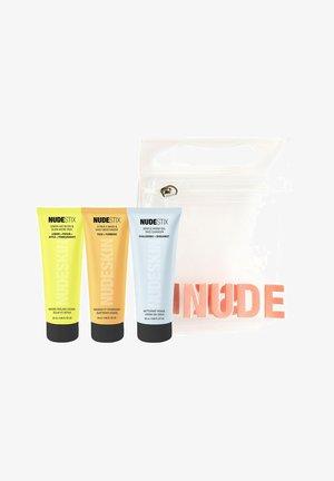NUDESKIN -STEP: CITRUS RENEW SET FOR SENSITIVE SKIN - Skincare set - Set (3-teilig)