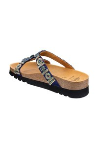 Scholl - NEW BOGOTA - Flip Flops - blue - 2