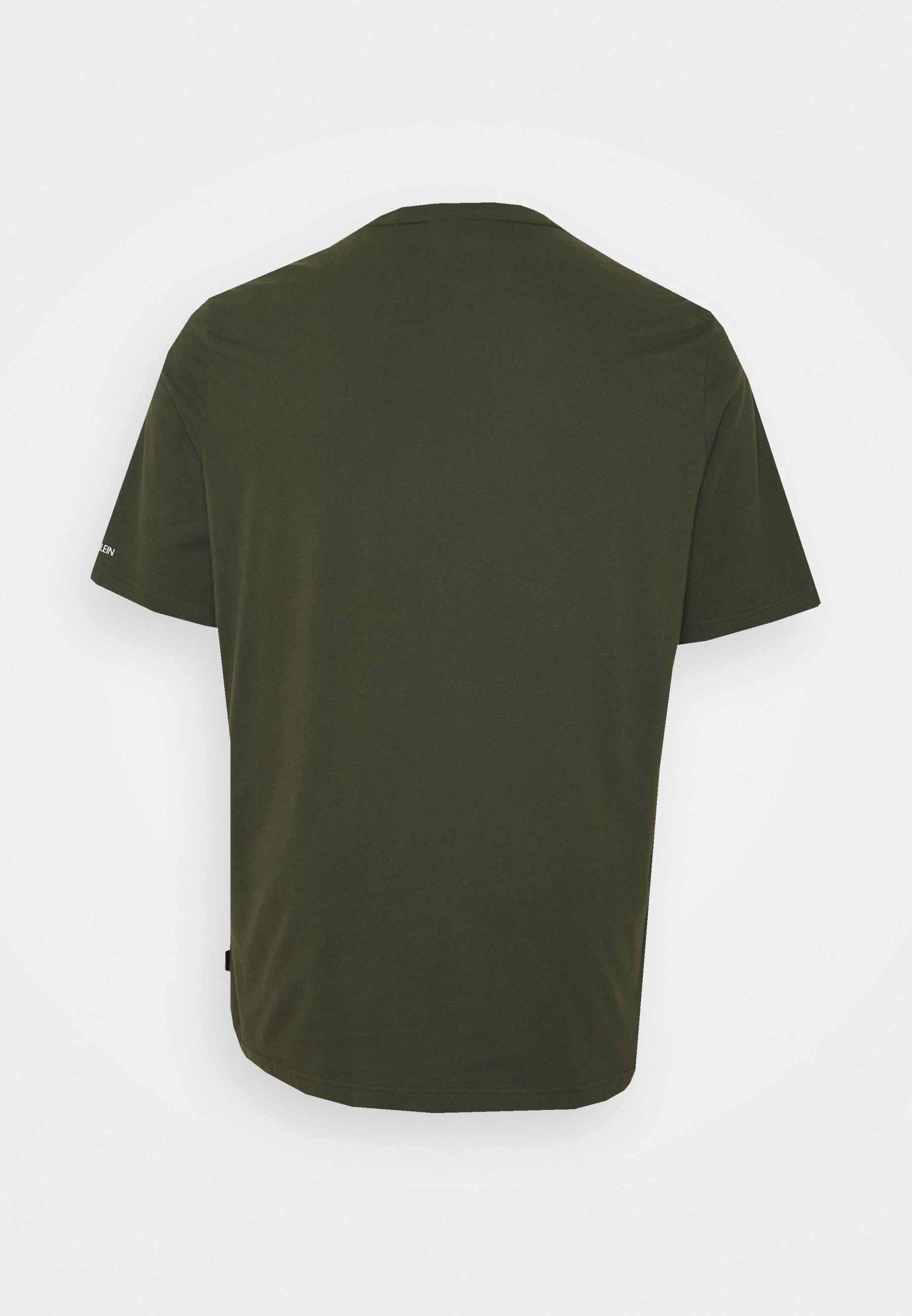 Men SHADOW CENTER LOGO - Print T-shirt