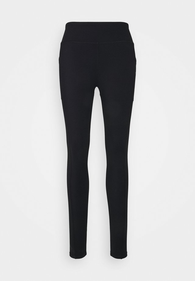 MOONLIT - Leggings - black