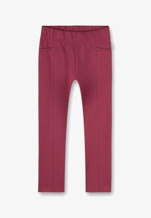 FRUITS - Trousers - rosa