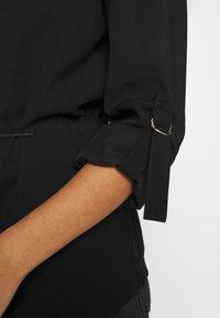 ONLY - ONLMALEN ADANA  - Blazer - black - 5