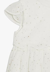 mothercare - BABY STAR DESS SET - Cocktailkjoler / festkjoler - white - 3