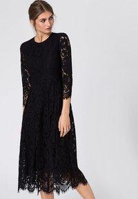 IVY & OAK - Cocktail dress / Party dress - black - 0