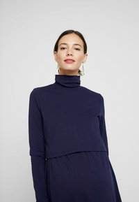 Glamorous Bloom - DRESS - Jersey dress - navy - 4
