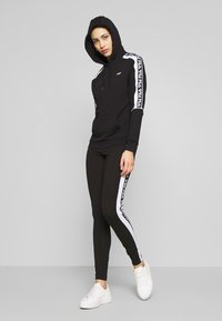 Fila Tall - TASYA - Leggings - Trousers - black/bright white - 1