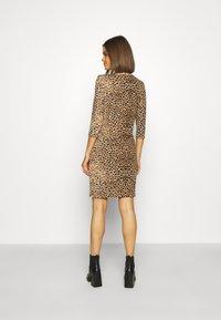 ONLY - ONLELCOS DRESS - Jumper dress - black - 2