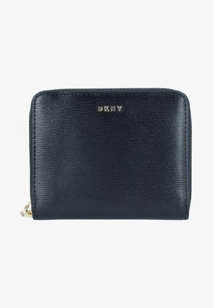 BRYANT ZIP AROUND LOGO - Monedero - black