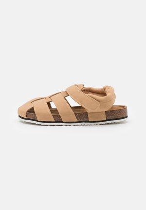TYLER UNISEX - Sandals - semolina