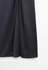 Massimo Dutti - A-line skirt - dark blue - 6