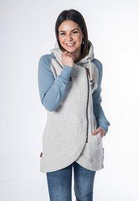 alife & kickin - Zip-up hoodie - grey - 0