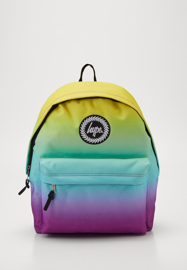 BACKPACK BELL GRADIENT - Ryggsekk - multi-coloured