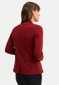 WE Fashion - Blazer - deep red - 2