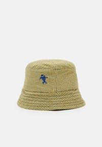 TINYCOTTONS - BUCKET HAT UNISEX - Hat - yellow/iris blue - 2