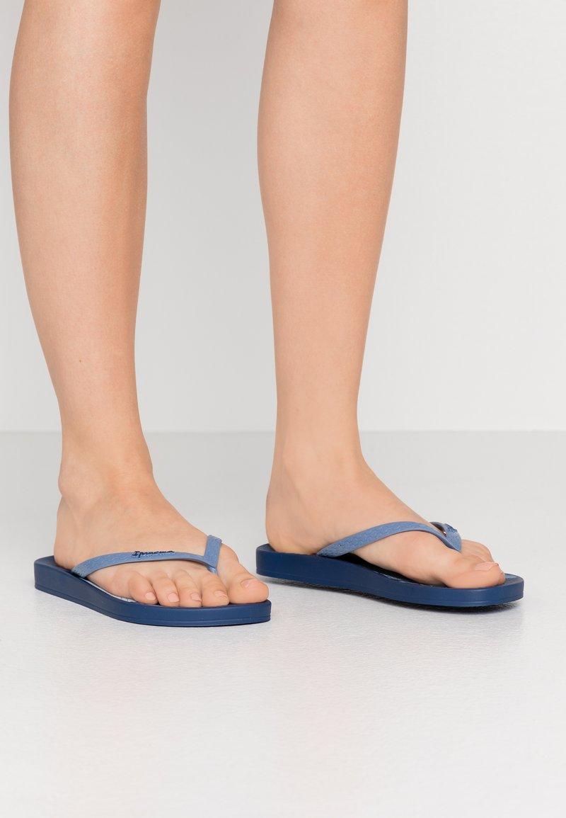 Ipanema - ANAT TEMAS - Pool shoes - blue