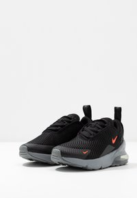 Nike Sportswear - AIR MAX 270 - Trainers - black/red - 3
