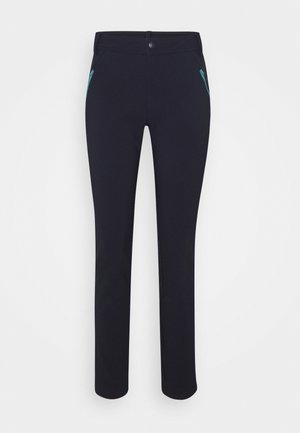 POWDERPANT - Trousers - dark nocturnal