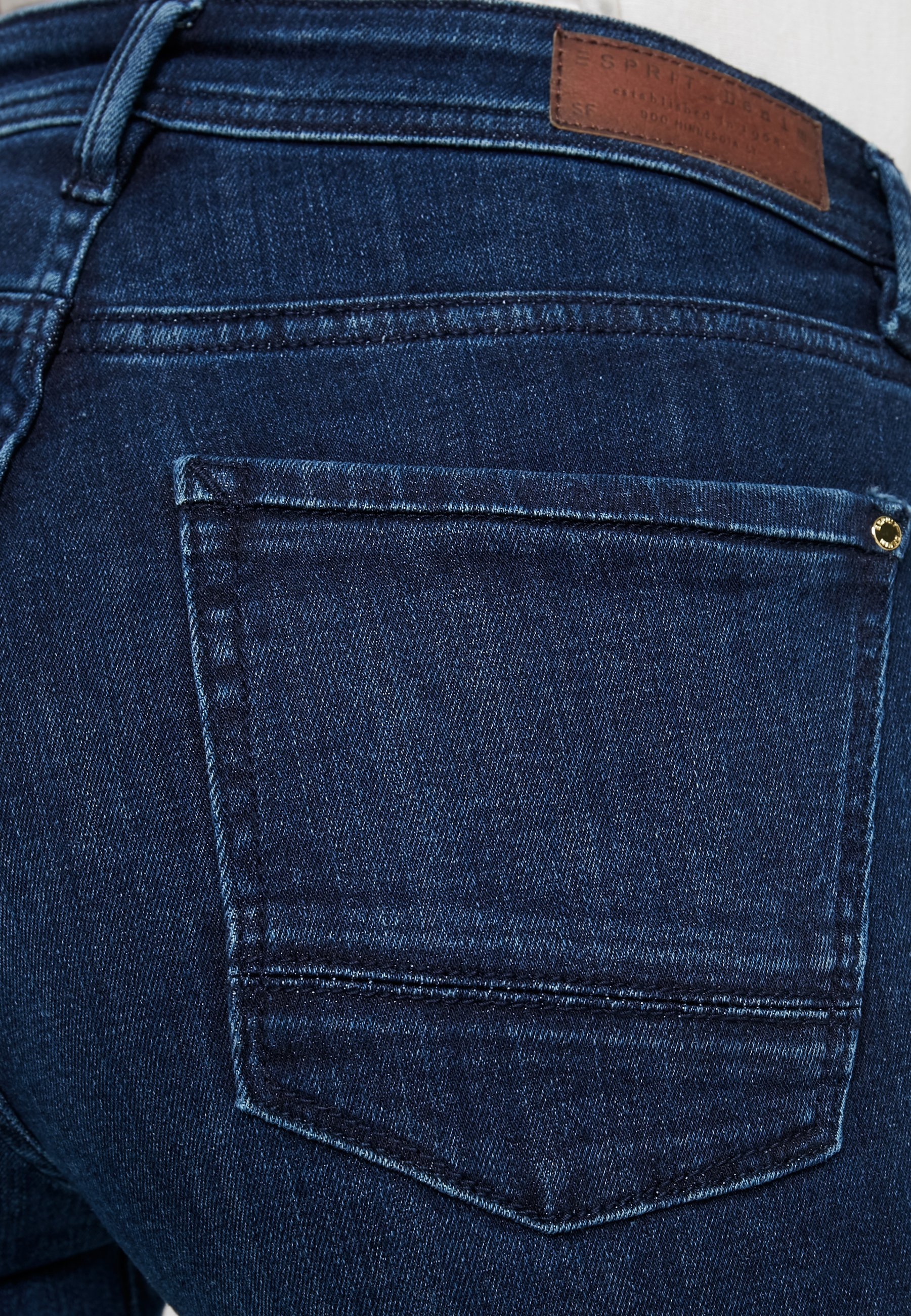 edc by Esprit Jeans Skinny Fit - blue dark wash