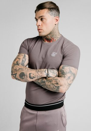 GYM TEE - T-shirt basic - grey