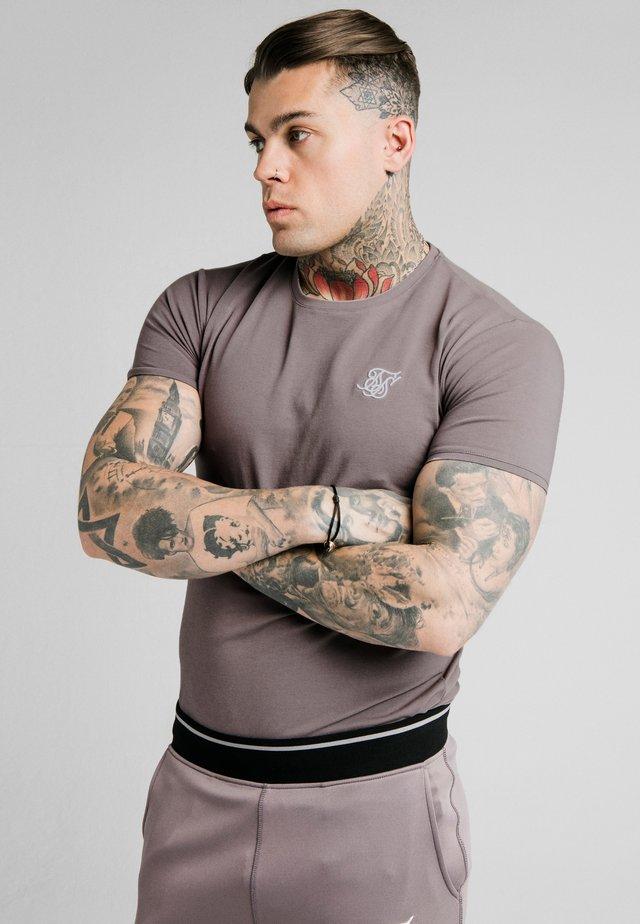 GYM TEE - T-shirt basic - grey