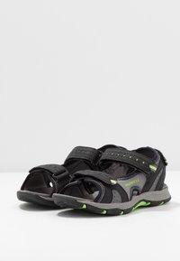 Merrell - PANTHER SANDAL 2.0 - Chodecké sandály - black - 3