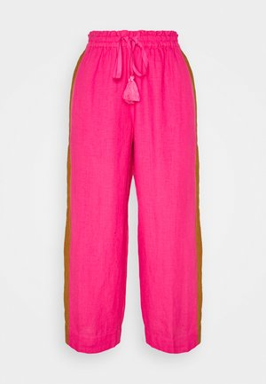 VICOLO DRAWSTRING PANT  - Trousers - sweet briar