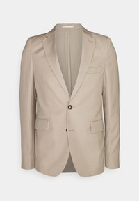 Isaac Dewhirst - THE SUIT - Kostym - beige - 15
