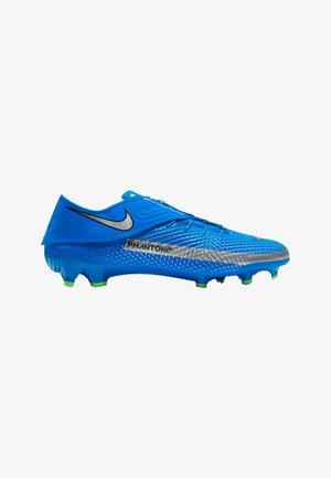 NOCKEN PHANTOM GT SPECTRUM FLYEASE ACADEMY - Moulded stud football boots - blausilbergruen