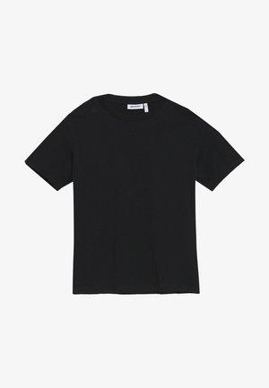 ALANIS 2 PACK - Basic T-shirt - black/white