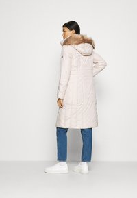Calvin Klein - ESSENTIAL COAT - Winter coat - white smoke - 2