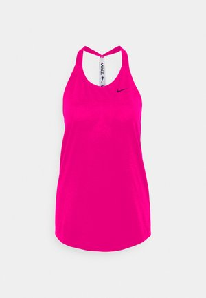DRY ELASTIKA TANK - Sports shirt - fireberry/black