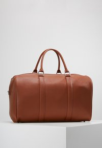 Valentino Bags - FILIPPO - Weekend bag - dark cognac - 3