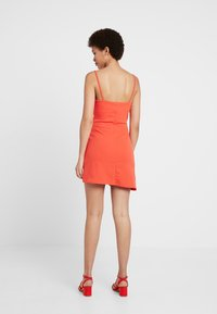 Club L London - Day dress - orange - 2