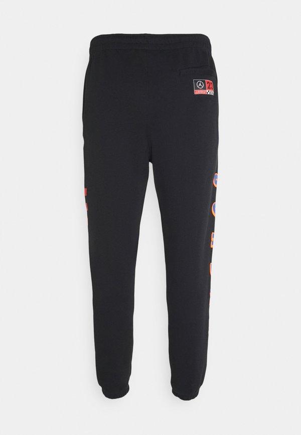 Jordan DNA HBR PANT - Spodnie treningowe - black/cyber/czarny Odzież Męska XIZZ