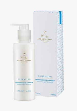 AROMATHERAPY ASSOCIATES HYDRATING RENEWING ROSE CLEANSER - Cleanser - transparent