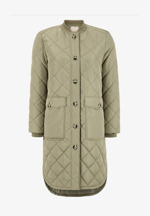 EILEEN - Classic coat - covert green
