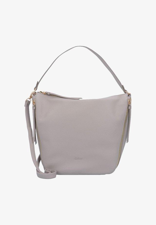 FABIA  - Handbag - taupe