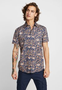 Jack & Jones PREMIUM - JPRKINGSFIELD  - Shirt - medium blue denim - 0