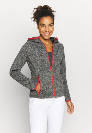 APPLEBY - Fleecejacke - grey